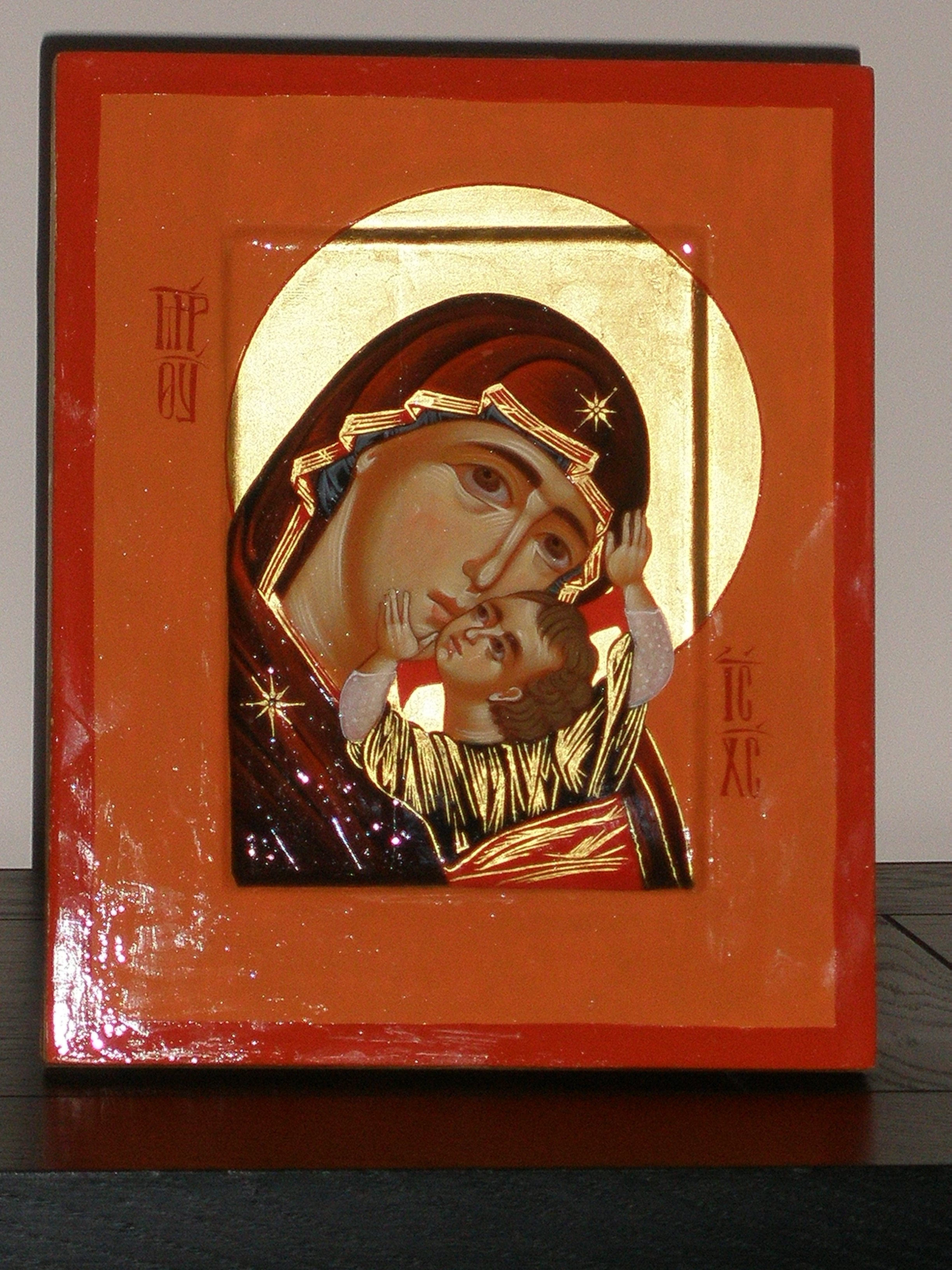 Mother of Jesus Glykophilousa