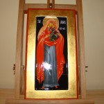 Saint Anna and Mother of God