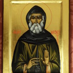 Holy Prophet Moses (Byzantine icon)