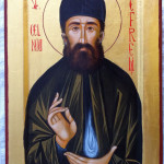 Saint Ephraim the New (Orthodox icon)