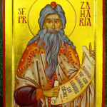 Saint Zacharia (Byzantine icon)