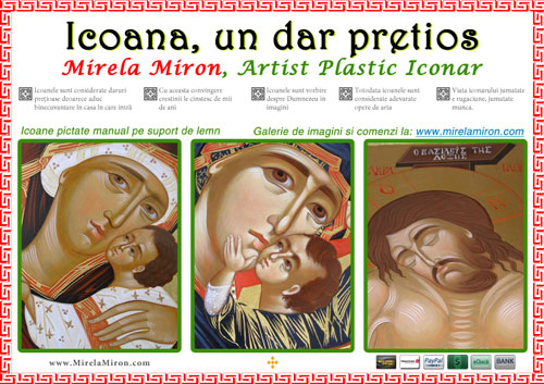 flyer pentru expozitie italia